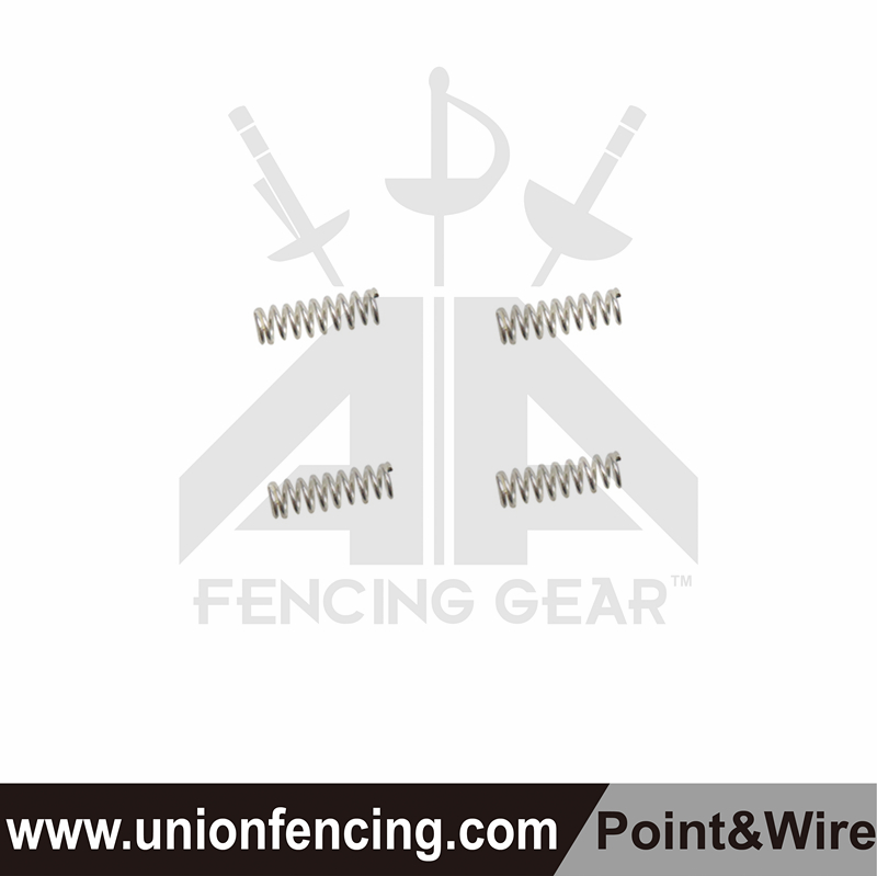 Union Fencing Epee Point Tip spring (10 pcs)