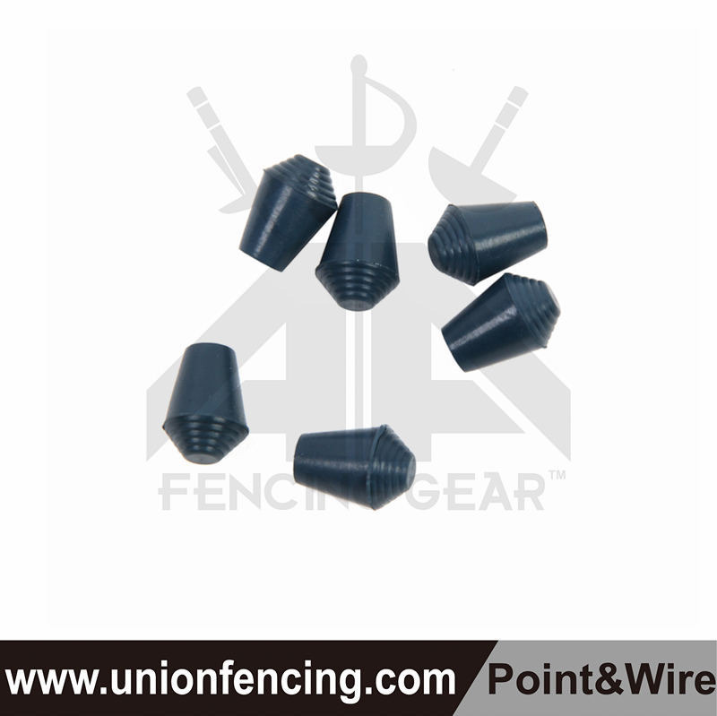 Union Fencing Epee Rubber Point