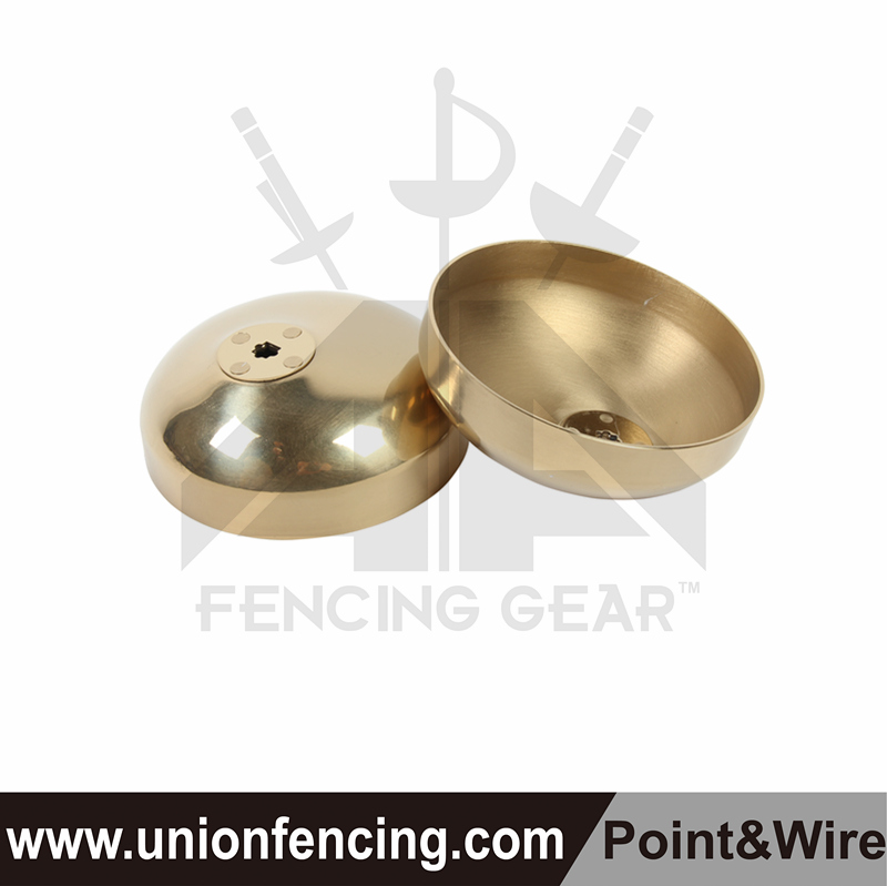 Union Fencing Epee Standard Guard(Gold)