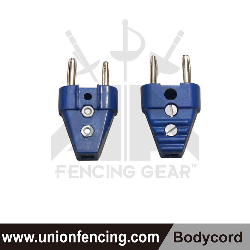 Union Fencing Two pin plug