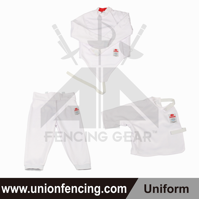 Fencing Suit(Jacket, Breeches and Plastron)