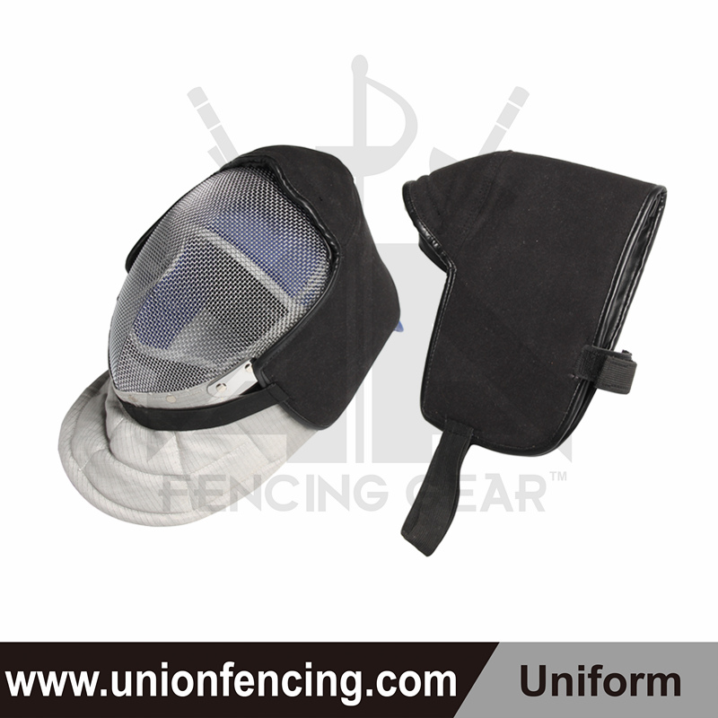 Union Fencing Sabre Mask Leather Cover