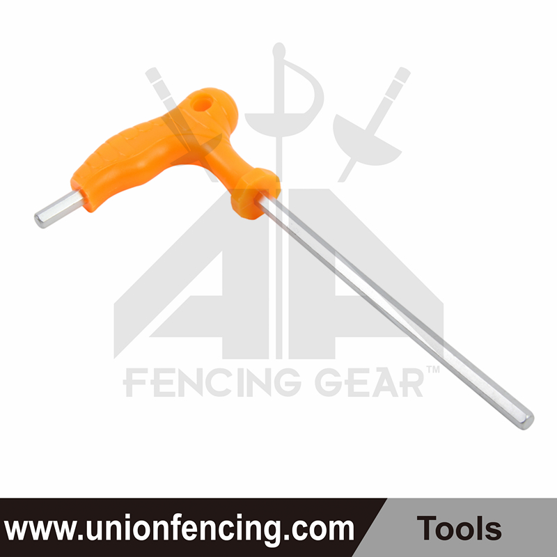 Allen Key for fencing sports