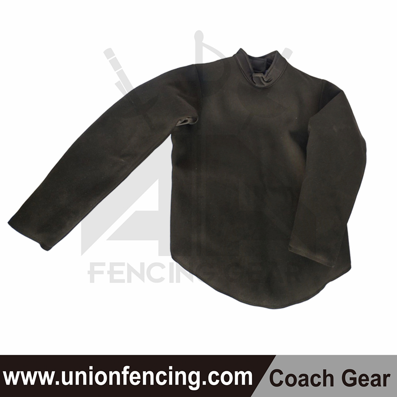 Coach Leather Jacket-Long sleeves