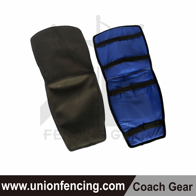 Union Fencing Coach Leather Leg Cover