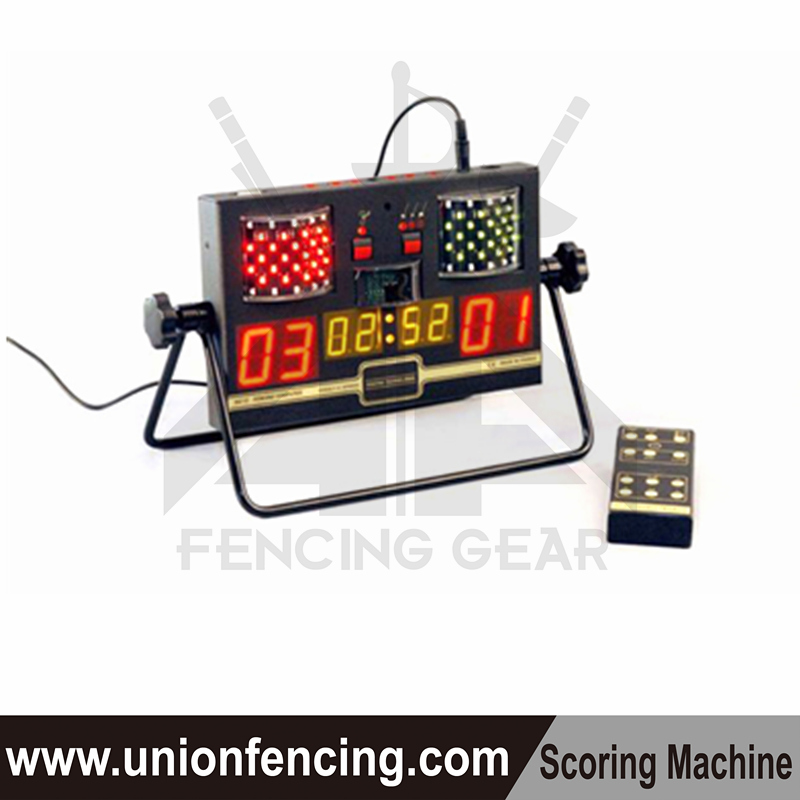 SG12 Scoring machine for fencing sports