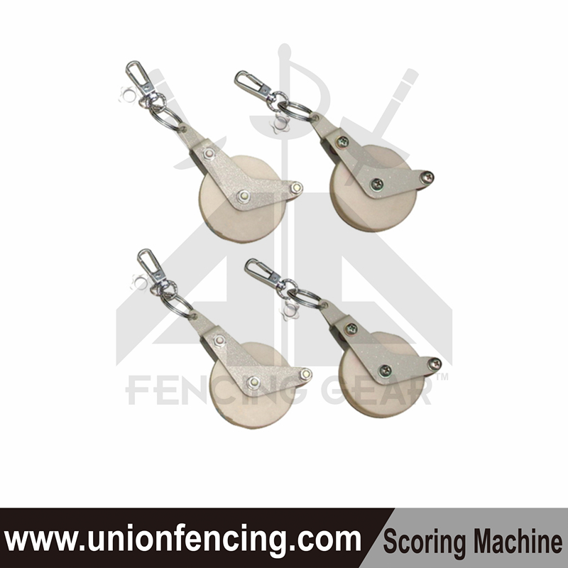 Union Fencing Overhead Reel Guide