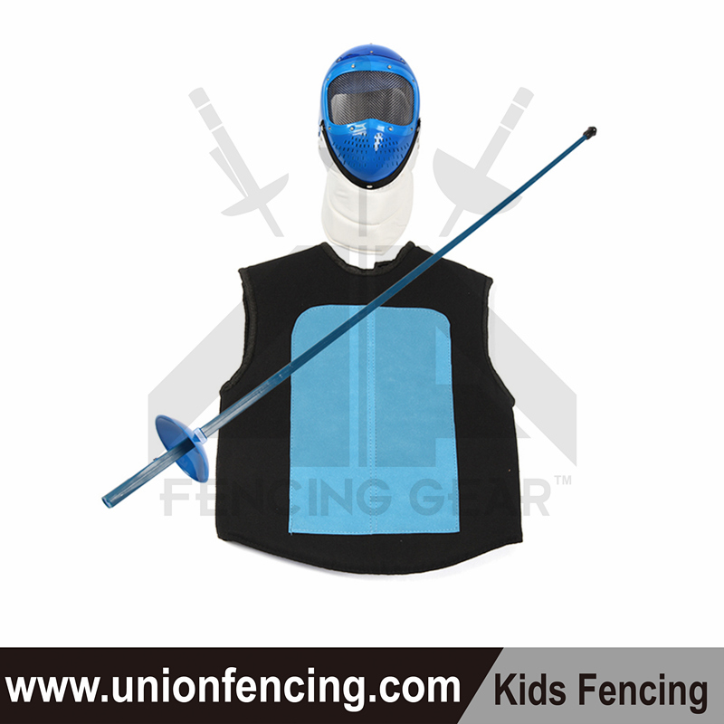 Union Fencing Mask&Blade&Vest for Kids(no electric)